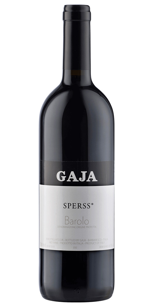 Gaja Barolo Sperss