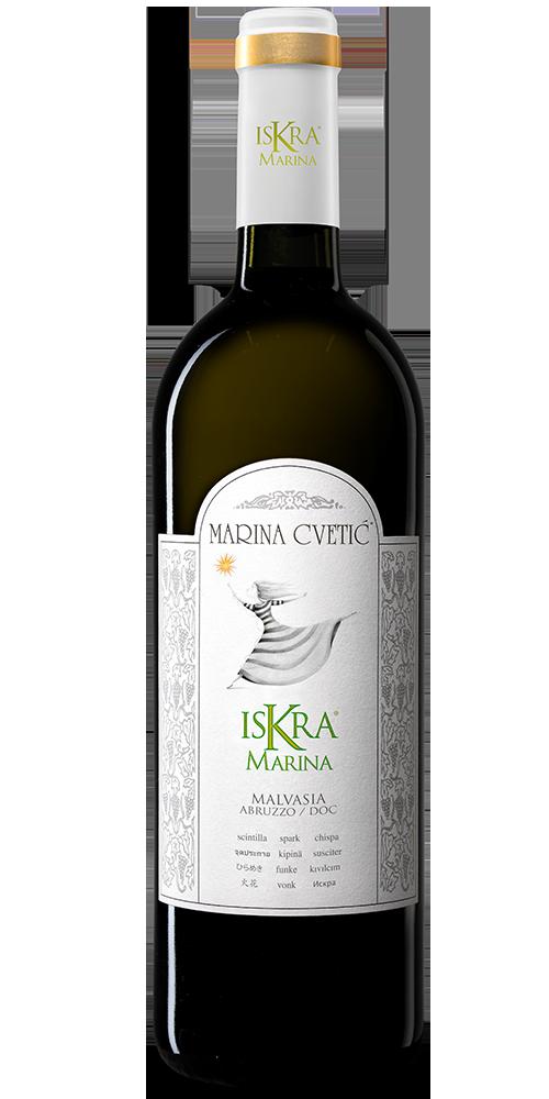 Marina Cvetić Iskra Malvazija