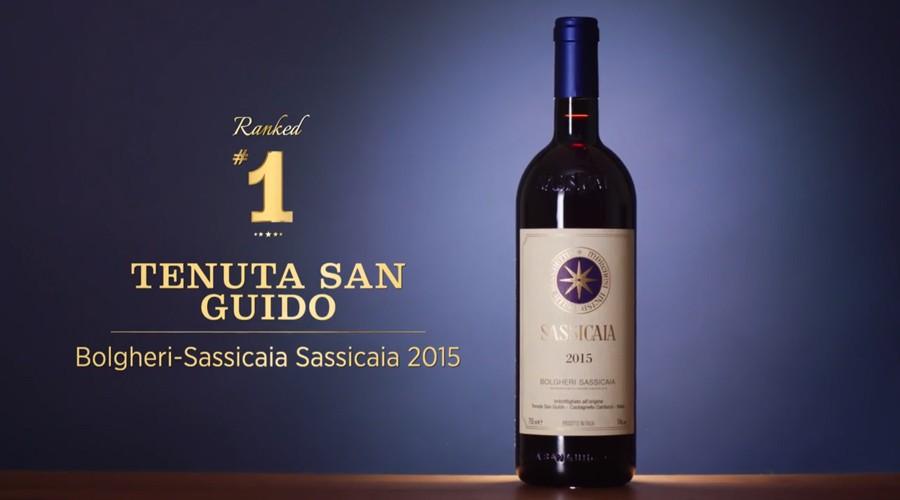 Tenuta San Guido Bolgheri – Sassicaia Sassicaia 2015